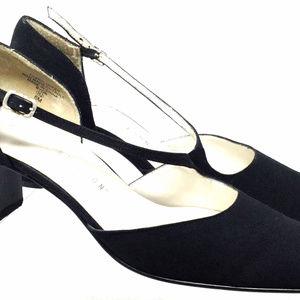 Hillard & Hanson HJ Women's Shoes Size 6M Black